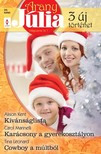 Alison Kent, Carol Marinelli, Tina Leonard - Arany Júlia 24. kötet (Kívánságlista,  Karácsony a gyerekosztályon,  Cowboy a múltból) [eKönyv: epub,  mobi]