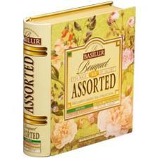 70332 - Basilur Bouquet Assorted TEA