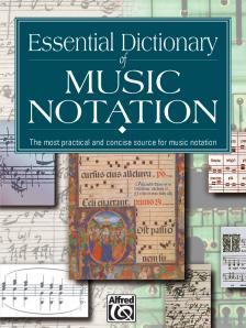 GEROU / LUSK - ESSENTIAL DICTIONARY OF MUSIC NOTATION