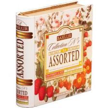 70333 - Basilur Collection No. 1 - Assorted TEA