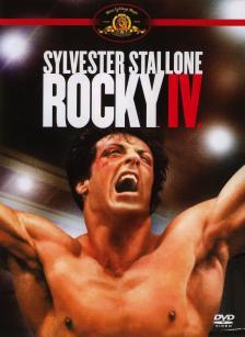 ROCKY IV. - DVD - SYLVESTER STALONE
