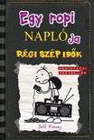 Jeff Kinney - Egy ropi naplója 10. Régi szép idők - KEMÉNY BORÍTÓS<!--span style='font-size:10px;'>(G)</span-->
