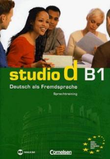 - studio d B1 Sprachtraining,magyar kiadás