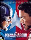 RUSSO - AMERIKA KAPITÁNY - POLGÁRHÁBORÚ [DVD]