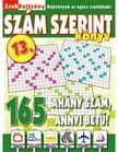 CSOSCH KIADÓ - ZsebRejtvény SZÁM SZERINT Könyv 13. ###<!--span style='font-size:10px;'>(G)</span-->