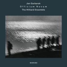 JAN GARBAREK, HILLARD ENSEMBLE - OFFICIUM NOVUM CD JAN GARBAREK