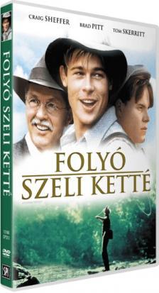 ROBERT REDFORD - FOLYÓ SZELI KETTÉ DVD
