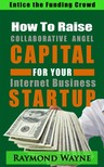 Wayne Raymond - How  To  Raise Collaborative Angel CAPITAL  For Internet Business Startup [eKönyv: epub,  mobi]