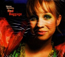HARCSA VERONIKA - RED BAGGAGE  CD