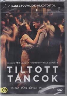 HALL  DVD - TOLTOTT TÁNC
