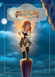 .- - Disney - Csingiling és a kalóztündér - filmkönyv