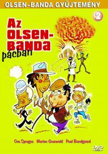 - OLSEN BANDA PÁCBAN 2.  DVD