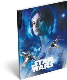 12274 - Notesz papírfedeles A/7 Star Wars Rogue One Space 16500307