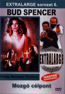 ENZO G. CASTELLARI - MOZGÓ CÉLPONT DVD EXTRALARGE SOROZAT 6.BUD SPENCER,PHILIP MICHAEL THOMAS
