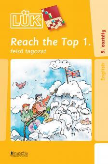 - LDI-319 REACH THE TOP 1. FELSŐ TAGOZAT 5. OSZTÁLY /MINI-LÜK/