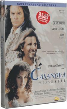 - CASANOVA VISSZATÉR - DVD -