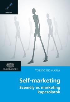 Törocsik Mária - Self-marketing