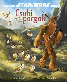 .- - Star Wars - Csubi és a porgok