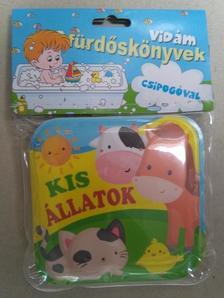 - Kis állatok - Vidám fürdőskönyvek csipogóval