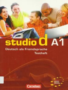 - studio d A1 Testheft