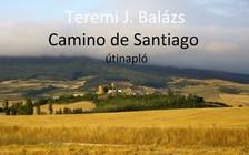 Balázs Teremi J. - Camino de Santiago - útinapló [eKönyv: epub, mobi]
