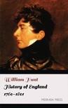 Hunt William - History of England 1760-1801 [eKönyv: epub, mobi]