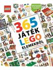 365 játék LEGO elemekből Ügyességi, logikai és társasjátékok