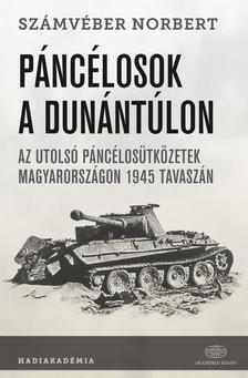 Számvéber Norbert - Páncélosok a Dunántúlon Az utolsó páncélosütközetek Magyarországon 1945 tavaszán