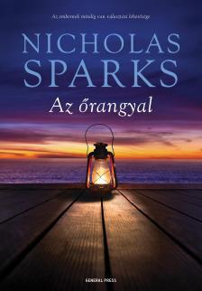 Nicholas Sparks - Az őrangyal # - DEDIKÁLT