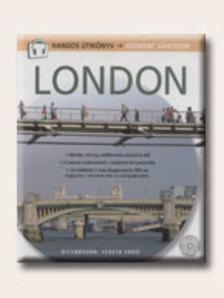 Fekete Ernő - LONDON - HANGOS ÚTIKÖNYV - MP3