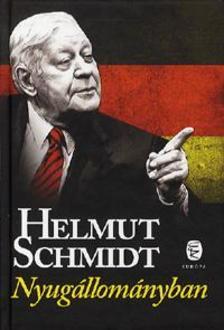 Helmut SCHMIDT - NYUGÁLLOMÁNYBAN
