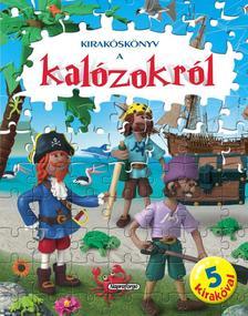 - Kirakóskönyv a kalózokról