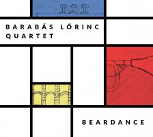 BARABÁS LŐRINC QUARTET - BEARDANCE CD