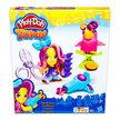 Play-Doh Város gyurmaszett figurával