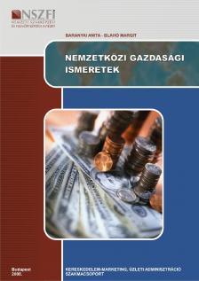 BARANYAI ANITA-BLAHÓ MARGIT - NEMZETKÖZI GAZDASÁGI ISMERETEK /317006806001-2/