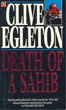 EGLETON, CLIVE - Death of a Sahib [antikvár]