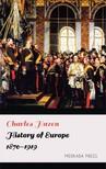 Hazen Charles - History of Europe 1870-1919 [eKönyv: epub,  mobi]