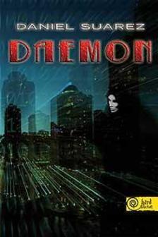 Daniel Suarez - Daemon - PUHA BORÍTÓS