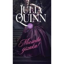 Julia Quinn - Micsoda éjszaka!