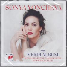 Verdi - VERDI ALBUM CD SONYA YONCHEVA