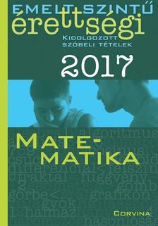 - Emelt szintű érettségi - Matematika 2017