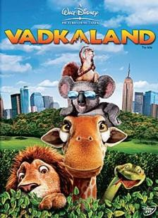 - VADKALAND DVD (THE WILD) RAJZFILM