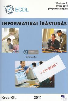 PROKOB PÉTER, SALLAI RICHARD, ULVICZKINÉ - ECDL - Informatikai írástudás 2011