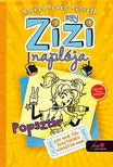 Rachel Renee Russell - Egy Zizi naplója 3. - Popsztár - Mesék nem valami mesés életemről - KEMÉNY BORÍTÓS