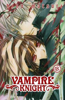 Hino Matsuri - Vampire Knight 18.