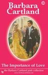Barbara Cartland - The Importance Of Love [eKönyv: epub, mobi]