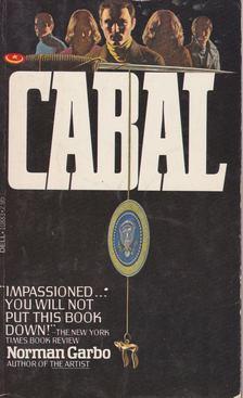 GARBO, NORMAN - Cabal [antikvár]