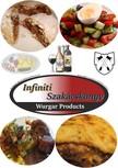 Wurgar - Infiniti Szakácsköny - A végtelen szakácskönyv [eKönyv: epub,  mobi]