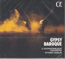 - GYPSY BAROQUE,CD