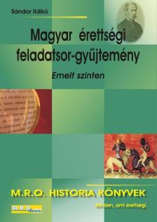 Sándor Ildikó - MAGYAR ÉRETTSÉGI FELADATSOR-GYŰJTEMÉNY - EMELT SZINTEN -